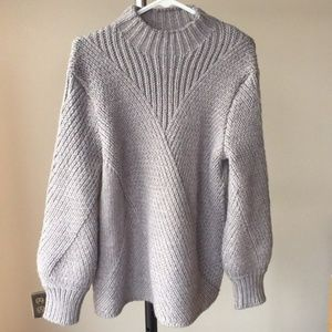 NWOT Philosophy Apparel Chunky Pullover